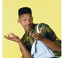 fresh prince of bel air Photographic Print