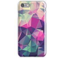 Multi Crystal Pattern iPhone Case/Skin