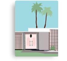 Palm Springs 1 Canvas Print