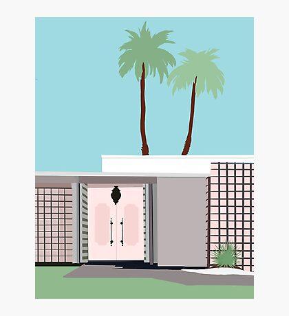 Palm Springs 1 Photographic Print