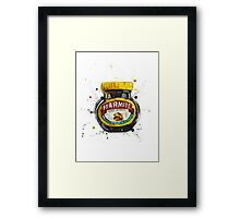 love it or hate it? Framed Print