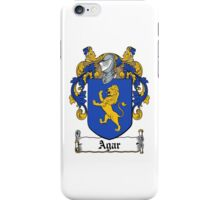 Agar (Co. Kilkenny) iPhone Case/Skin