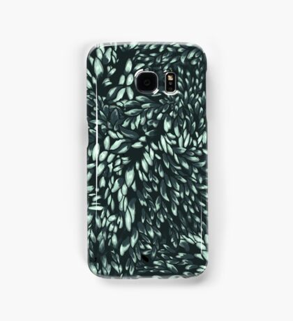 Lush Leaves - Repeating Seamless Pattern Samsung Galaxy Case/Skin