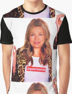 HILLARY SUPERMEME 2 Graphic T-Shirt
