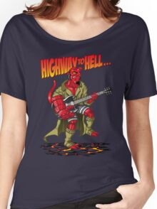 Highway to hell(boy) Women's Relaxed Fit T-Shirt