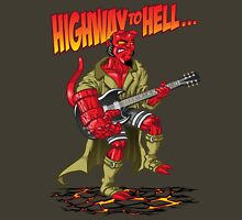 Highway to hell(boy) Unisex T-Shirt