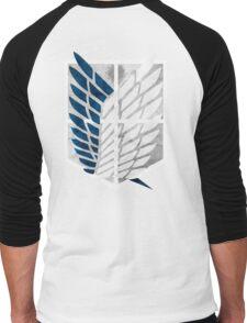 Survey Corps Men's Baseball ¾ T-Shirt