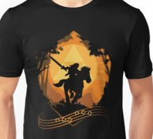 Legend of Zelda: Ocarina of Time - Epona's Song Unisex T-Shirt