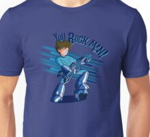 You Rock, Man! Unisex T-Shirt
