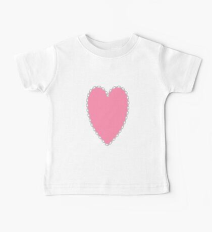 0670 Tickle Me Pink Baby Tee