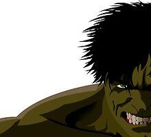Hulk by rouseyburga