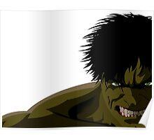 Hulk Poster