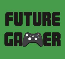 Future Gamer  by sayers