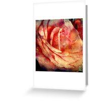 Urban Floral 5 Greeting Card