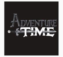 The adventure time Kids Tee
