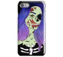 Zombae iPhone Case/Skin