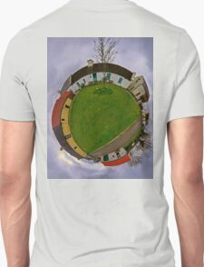 Hanna's Close, County Down (Sky Out) Unisex T-Shirt