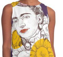 Frida Contrast Tank