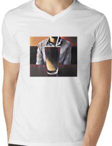 Requiem for Caffeine Mens V-Neck T-Shirt
