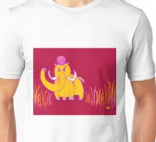 My Roaming Belly Unisex T-Shirt