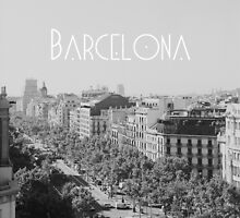 Barcelona by Indea Vanmerllin