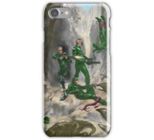 Marine Training Manual I Love the Corps RPG to be Cult Kickstarter Game iPhone Case/Skin