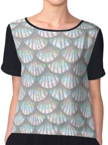 Pearl the Dragon Chiffon Top