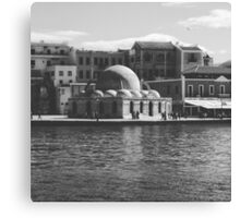Chania Crete Canvas Print