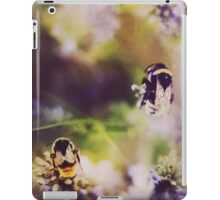 Summer Bumble Bees iPad Case/Skin