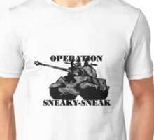 Operation Sneaky Sneak Unisex T-Shirt