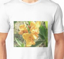 Summer Bloom - Yellow Unisex T-Shirt