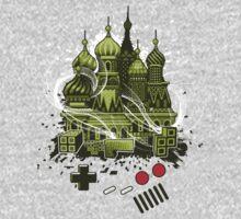 Tetris Gameboy Tribute to Alexey Kids Clothes