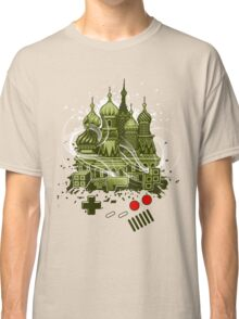Tetris Gameboy Tribute to Alexey Classic T-Shirt