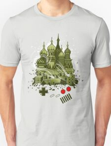 Tetris Gameboy Tribute to Alexey T-Shirt