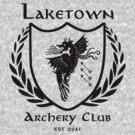 Laketown Archery Club (Black) by FANATEE