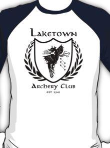 Laketown Archery Club (Black) T-Shirt