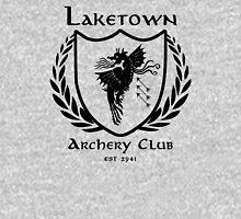 Laketown Archery Club (Black) Womens T-Shirt