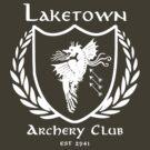 Laketown Archery Club (White) by FANATEE