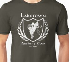 Laketown Archery Club (White) Unisex T-Shirt