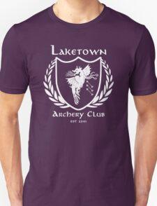 Laketown Archery Club (White) T-Shirt