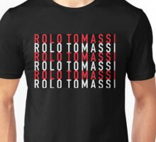 ROLO TAMASSI Unisex T-Shirt