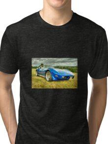 Corvette Stingray  Tri-blend T-Shirt