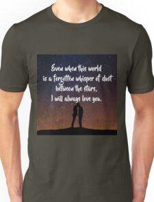 EoS: Dust Between the Stars Unisex T-Shirt