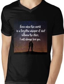 EoS: Dust Between the Stars Mens V-Neck T-Shirt