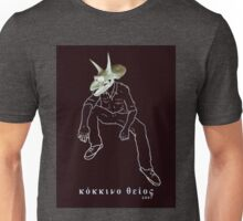 Three Horns Three Greeks Unisex T-Shirt