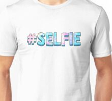 # Selfie Unisex T-Shirt