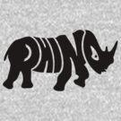 Rhino by vivendulies