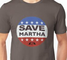 Batman V Superman - Save Martha Unisex T-Shirt