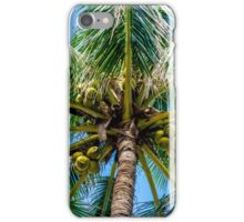 Driving me Coconuts iPhone Case/Skin