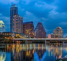 Austin skyline images by Tod and Cynthia Grubbs